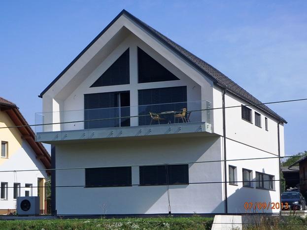 fasada objketa