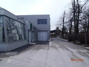 gradbeni nadzor