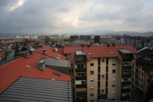 konačana dela na strehi