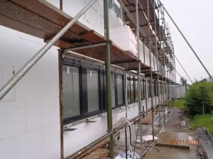 Pregled izvajanja del na strehi